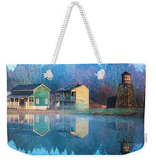Reflections Of Hope - Hope Valley Art Weekender Tote Bag by Jordan Blackstone