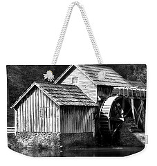 Reflections Of Mabry Mill Weekender Tote Bag