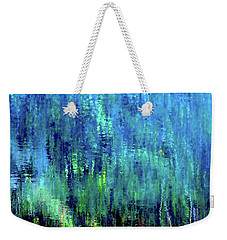 Reflections Of Monet 8155 H_12 Weekender Tote Bag