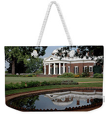 Reflections Of Monticello Weekender Tote Bag