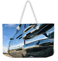 Reflections Of Panchito - 2017 Christopher Buff, Www.aviationbuff.com Weekender Tote Bag