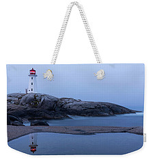 Reflections Of Peggy Weekender Tote Bag