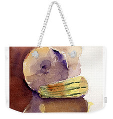Reflections On A Winter Squash Weekender Tote Bag