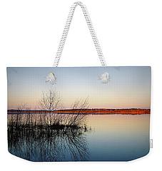 Reflections On Lake Jackson Tallahassee Weekender Tote Bag