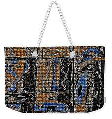 Reflections  Weekender Tote Bag by Tom Janca