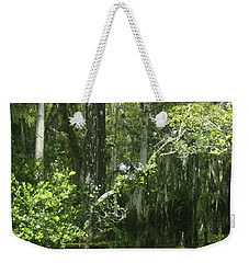 Reflections Upon The Swamp Weekender Tote Bag