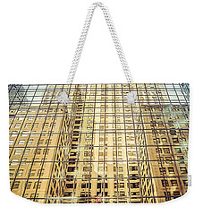 Reflective Empire Weekender Tote Bag