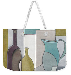Reflectivity Weekender Tote Bag