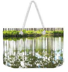 Reflex Lake Weekender Tote Bag