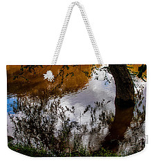 Refraction And Reflection Weekender Tote Bag