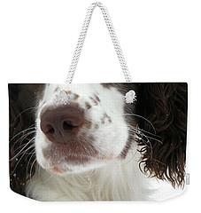 Regal  Weekender Tote Bag by Angie Rea