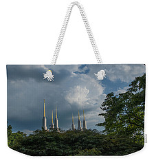 Regal Spires Weekender Tote Bag