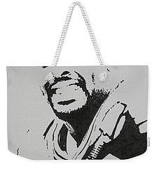 Reggie Weekender Tote Bag