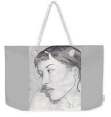 Regret Weekender Tote Bag