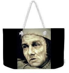 Regret Scrooge Weekender Tote Bag
