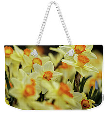 Rejoicing For Spring Weekender Tote Bag