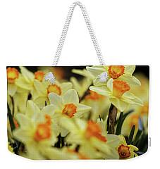 Rejoicing For Spring Weekender Tote Bag