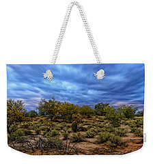 Weekender Tote Bag featuring the photograph Rejuvenation Op19 by Mark Myhaver