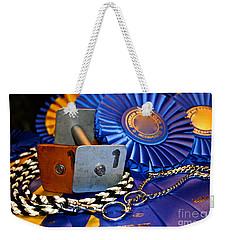 Relationship Building Weekender Tote Bag