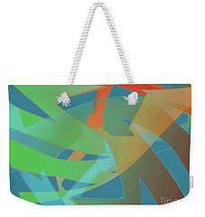 Relationship Dynamics Weekender Tote Bag