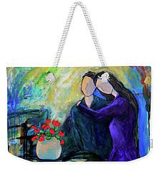 Relationship Weekender Tote Bag