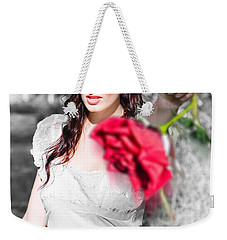 Weekender Tote Bag featuring the photograph Relationship Problems by Jorgo Photography - Wall Art Gallery