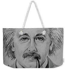 Relativity Weekender Tote Bag