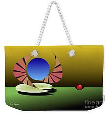 Relativity Of Gist Weekender Tote Bag