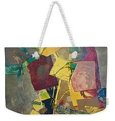 Relay The Force Pattern Weekender Tote Bag