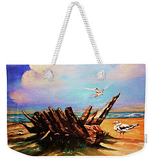 Relic Washed Ashore Weekender Tote Bag