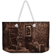 Relics Weekender Tote Bag by Mark Fuller