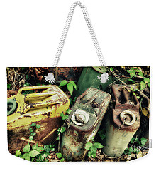 Remains Of The Day - Camp Mountain Lake Weekender Tote Bag
