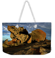 Remarkable Weekender Tote Bag by Mike Dawson