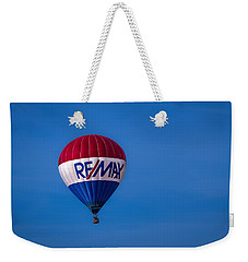 Remax Hot Air Balloon Weekender Tote Bag