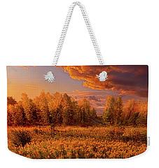 Remember Everything Weekender Tote Bag
