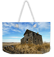 Remember The Past Work For The Future 2 Weekender Tote Bag by Bob Christopher