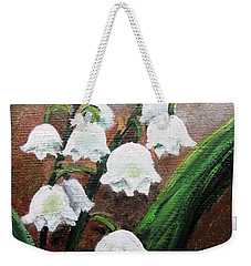 Remember The Scent Weekender Tote Bag