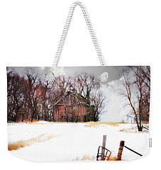 Remember When Weekender Tote Bag by Julie Hamilton