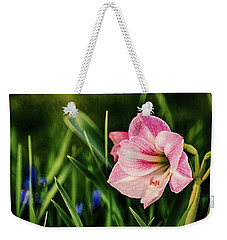 Remembering Amaryllis Weekender Tote Bag