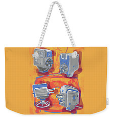 Remembering Television Weekender Tote Bag