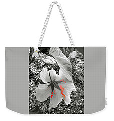 Remembrance Weekender Tote Bag by Cathy Dee Janes