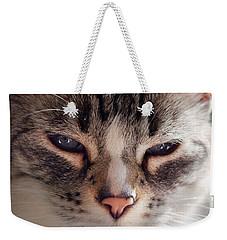 Remi Cat Weekender Tote Bag