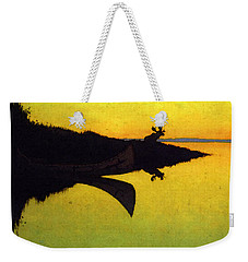 Remington Frederic Comming To The Call Weekender Tote Bag