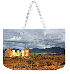 Remnants Of Life Weekender Tote Bag