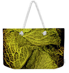 Renaissance Chinese Cabbage Weekender Tote Bag