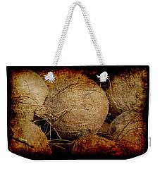 Renaissance Coconut Weekender Tote Bag