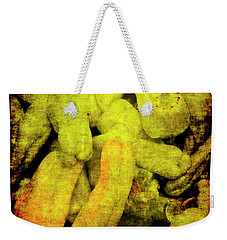 Renaissance Green Peppers Weekender Tote Bag