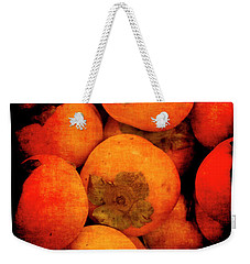 Renaissance Persimmons Weekender Tote Bag