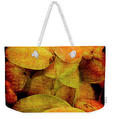 Renaissance Star Fruit Weekender Tote Bag