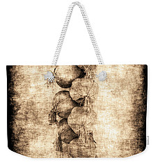 Renasiaance Garlic Weekender Tote Bag